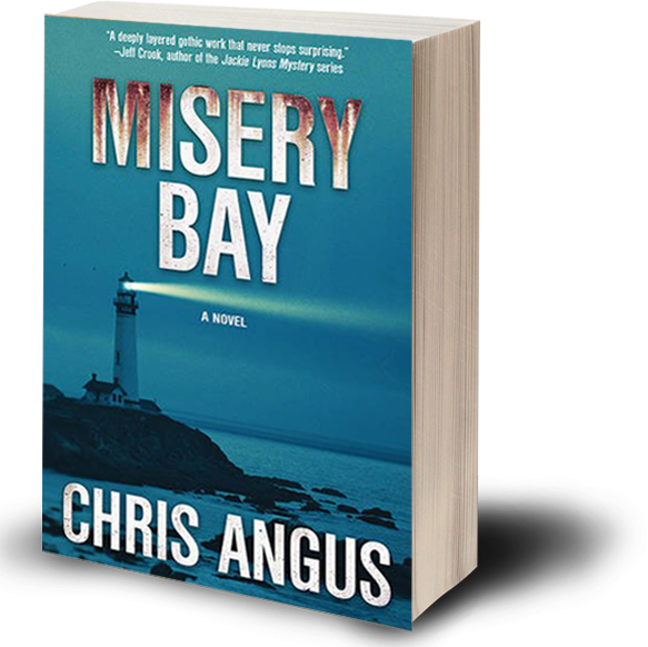 Misery Bay, a novel by Chris Angus